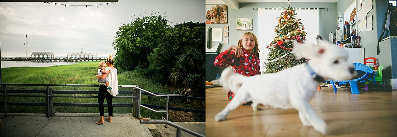 OC photographer. Non traditional family photography