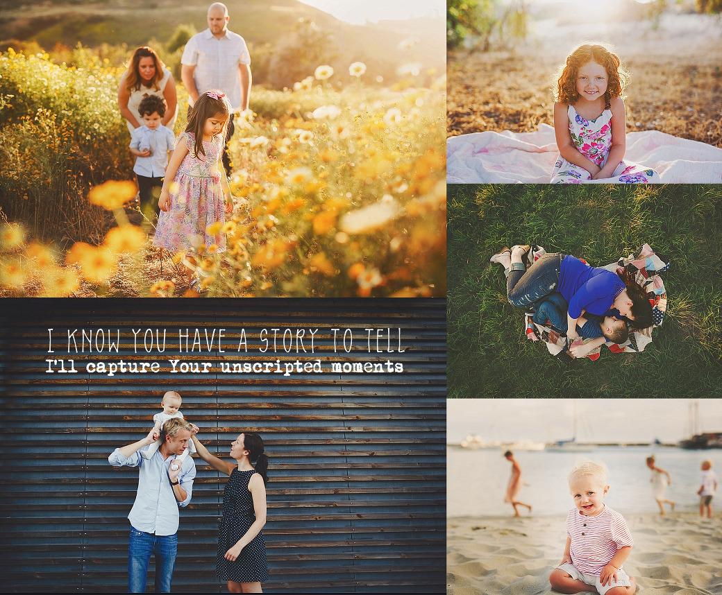 Orange County family photographer Madeleine JL Photography